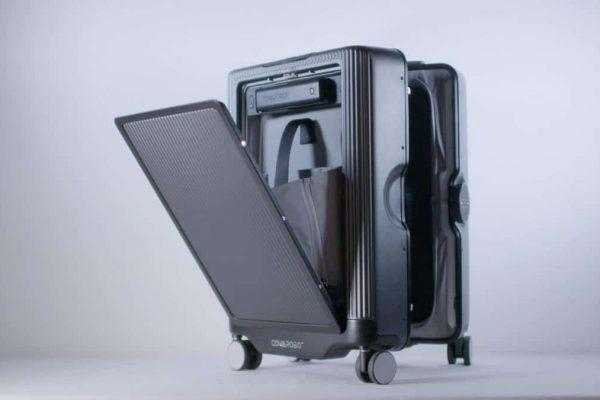 smart suitcase by CowaRobot