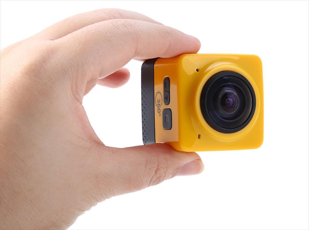 $60 Cube 360 camera