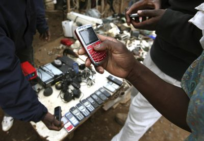 technology in third world countries