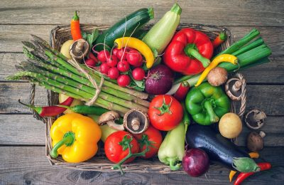 fresh veggies delivered from GrubMarket