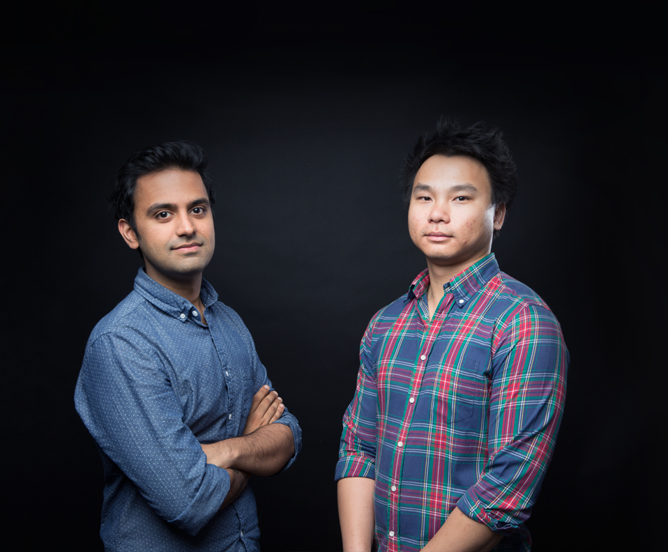 Jumpcut Academy online course creators Jesse Jhaj and Kong Pham
