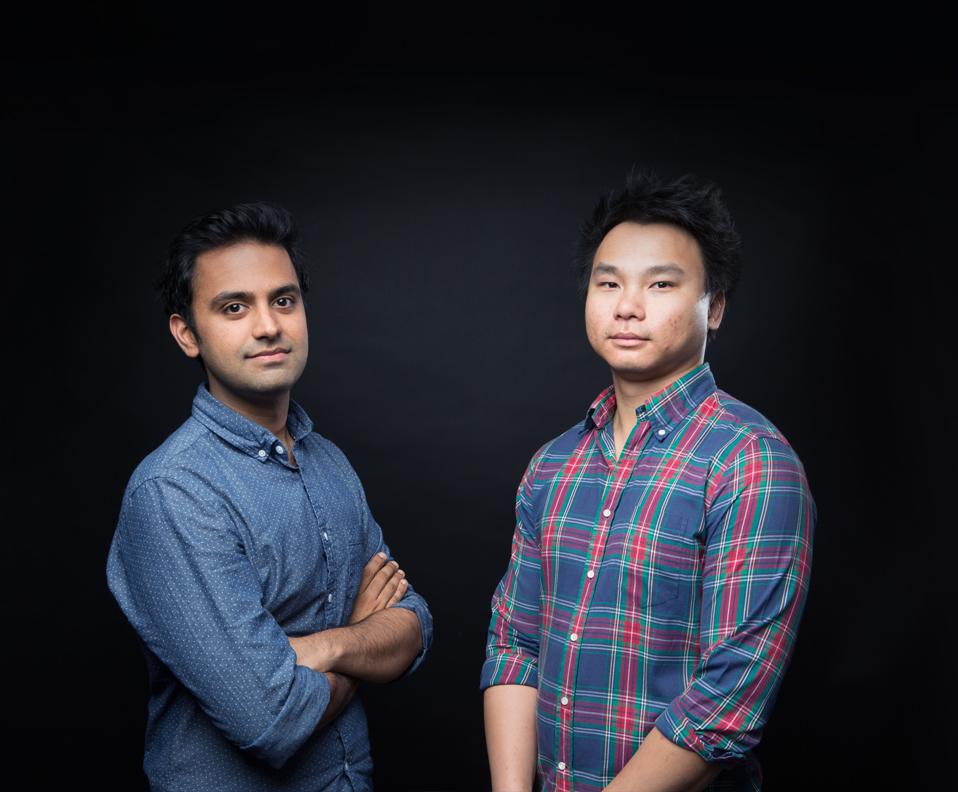 Jumpcut Academy online course creators Jesse Jhaj and Kong Pham