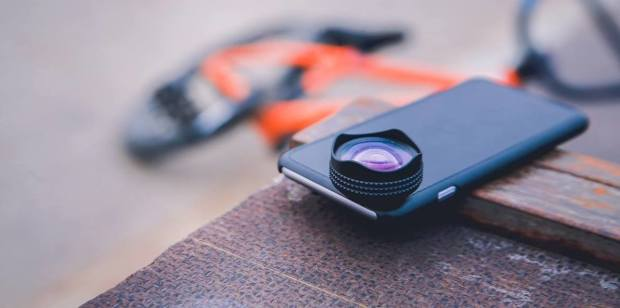 Lensta smartphone camera lens