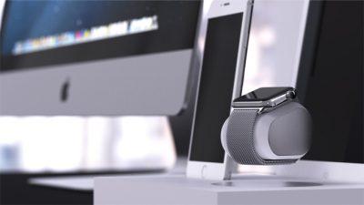 levitation works design lift floating smartwatch kickstarter snapmunk