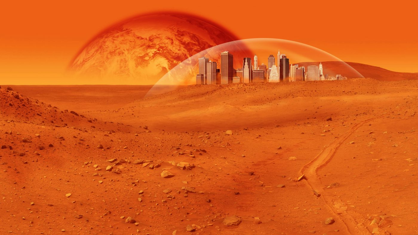 Mars Colony Design Finalists Will Be 3D-Printed To Scale & Tested in the Mojave