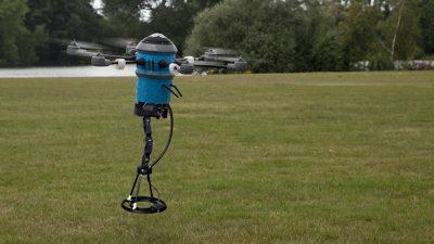mine drone