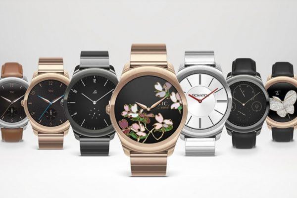 smart watches in the Ticwatch 2 line by Mobvoi
