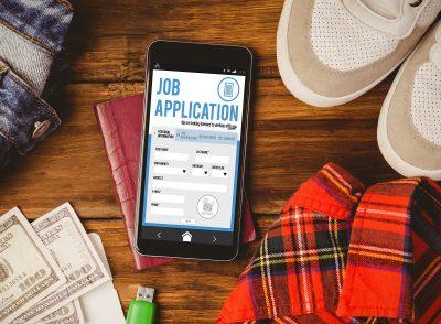 Snagajob entry level job app