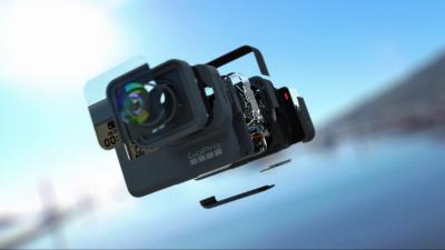 GoPro Hero Black Expanded snapmunk