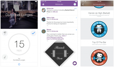fitocracy app snapmunk