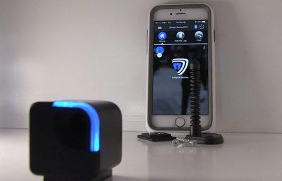 bluetooth lock smartcube indiegogo snapmunk