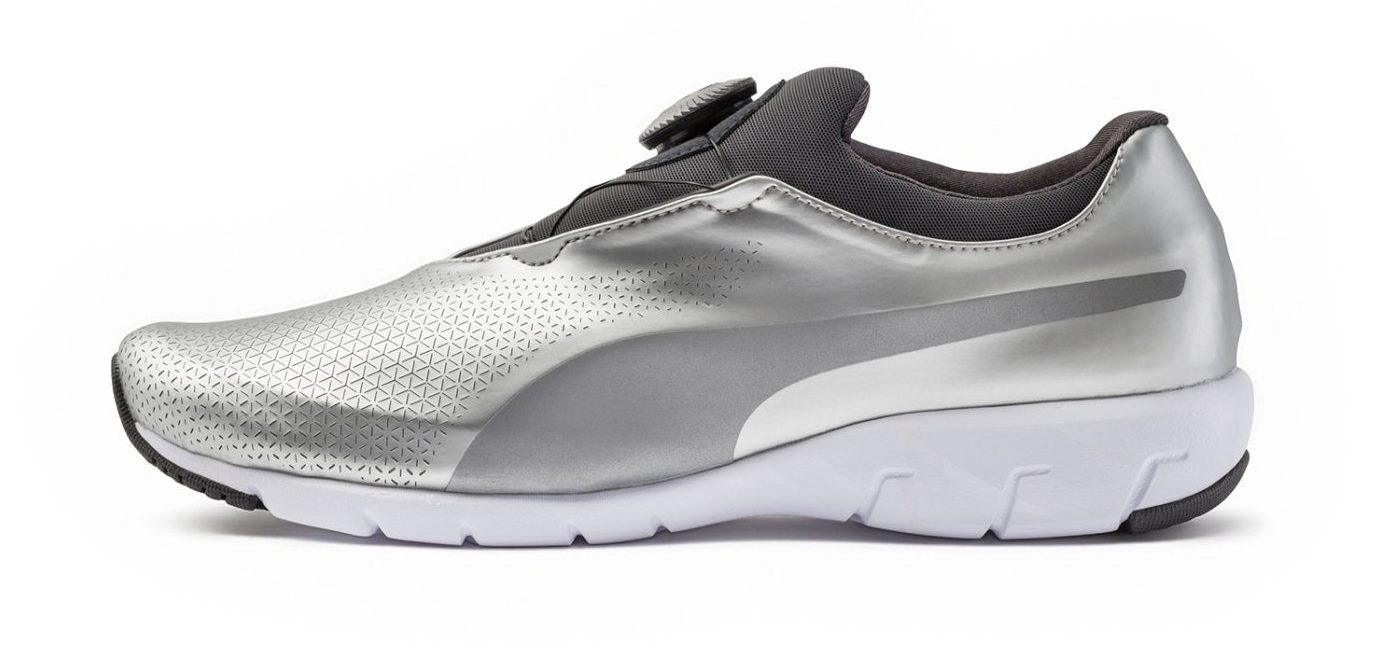 shoe created by Puma and BMW partnership
