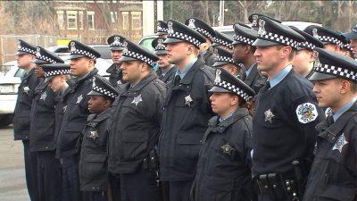 dailykos chicago police snapmunk