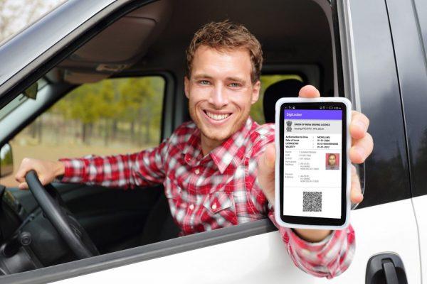 digital driver's license on smartphones