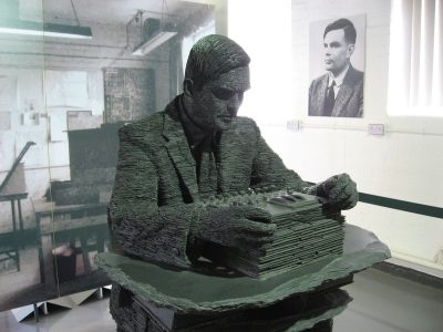 feature Alan Turing snapmunk
