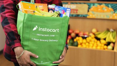 Instacart employee who was onboarded using HelloSign's esignature process