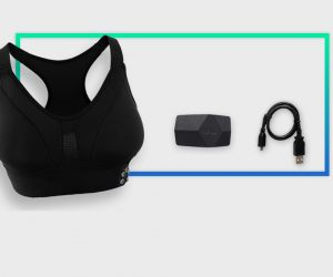 smart bra wearable from OMbra