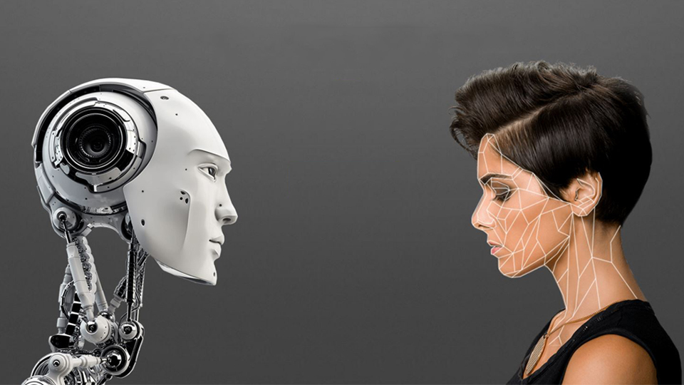 artificial intelligence judging the beauty of a woman