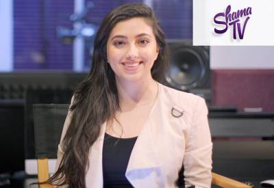 Shama Hyder sharing startup marketing advice