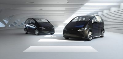 Sionsolar poweredcars