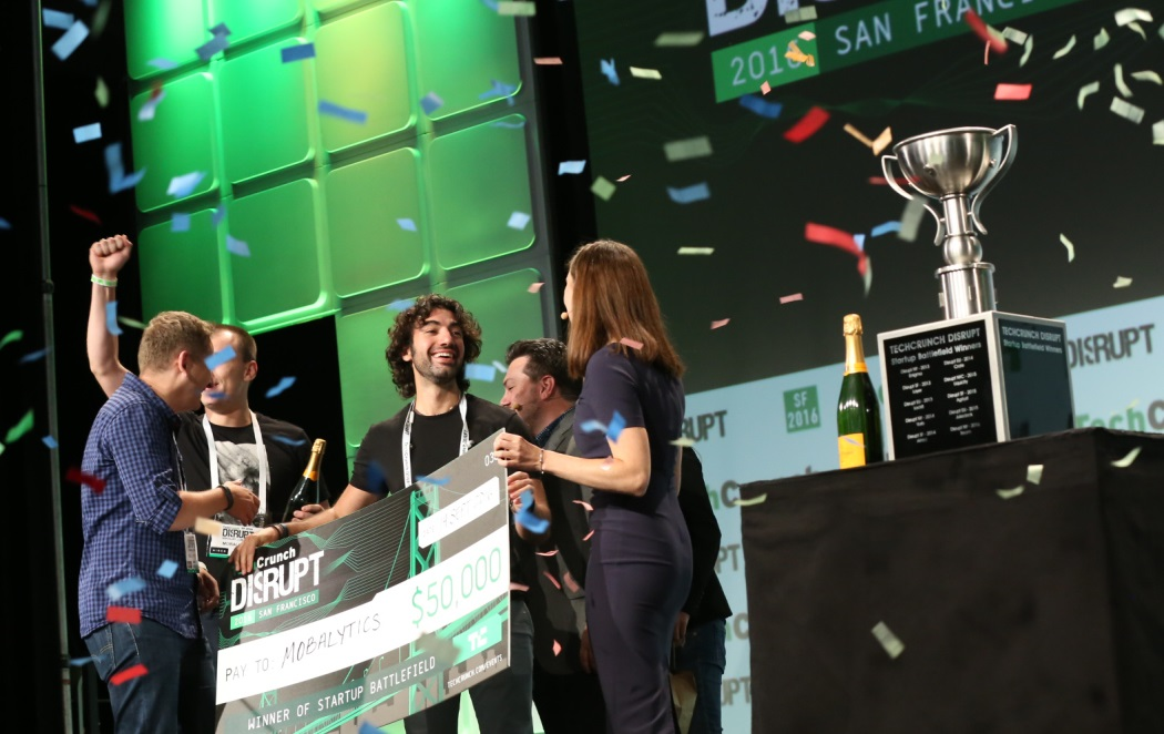 TechCrunch Disrupt SF 2016: The Highlights