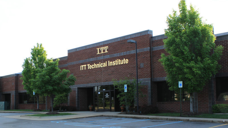 ITT Technical Institute before shutting its doors