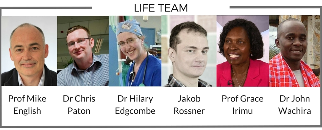 founders of LIFE VR medical training game