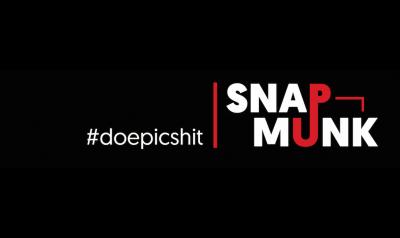 SnapMunk Logo