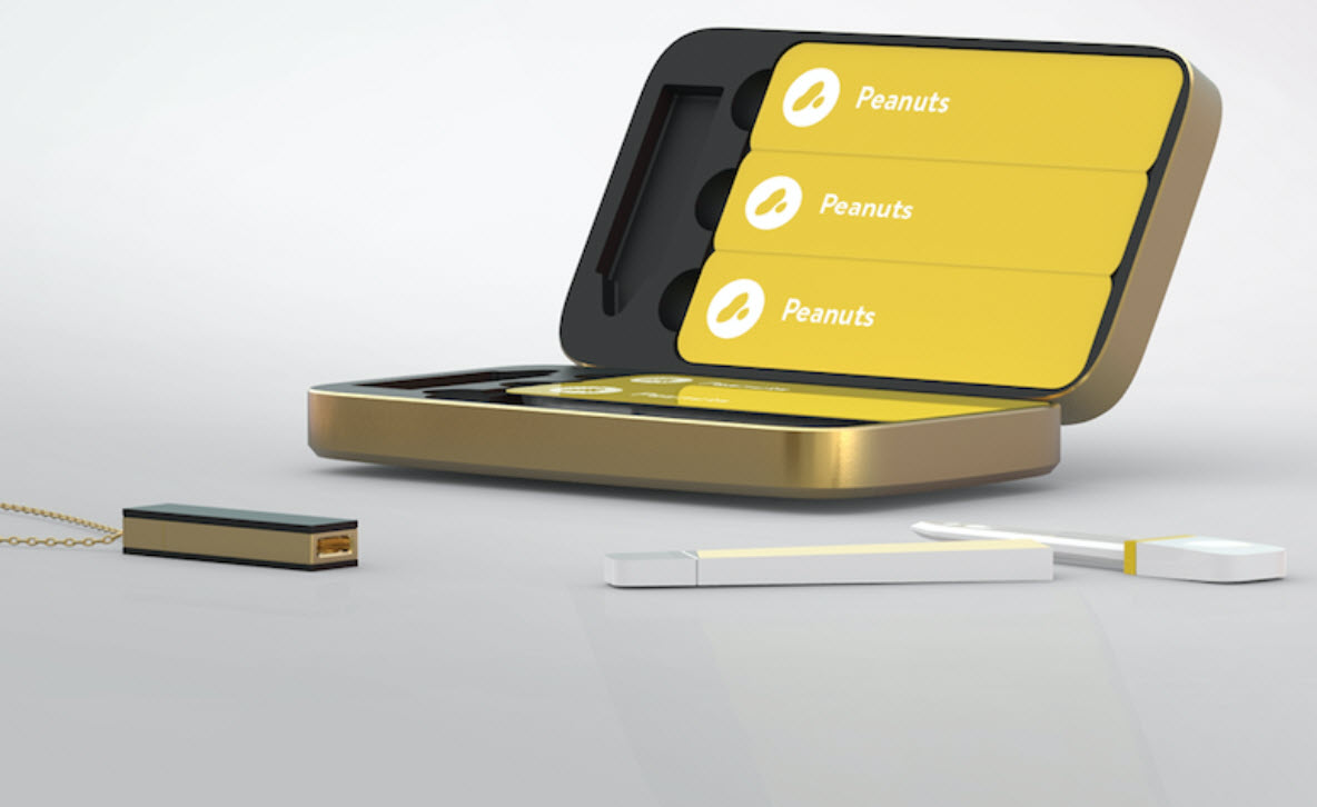 Allergy Amulet For Detecting Peanuts & Other Allergens Closes $1.1M