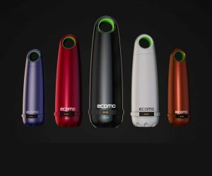 The Ecomo Water Bottle Tells You How Dirty Your Water Is And Filters It