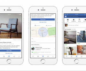 Facebook Marketplace Is Live, So Far It's Better Than Craigslist