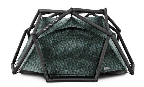 Heimplanet luxury tent with roll cage