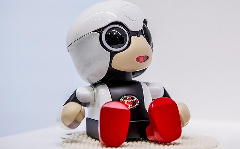 Toyota Kirobo Mini companion robot