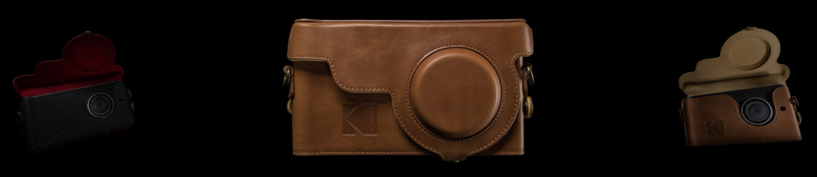 Kodak Ektra smartphone camera case