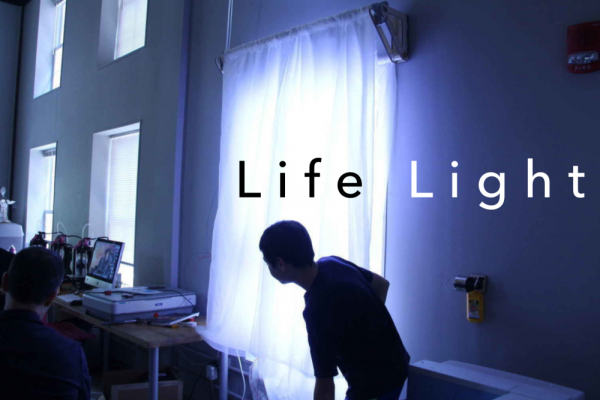 Life Light drapes curing seasonal affective disorder