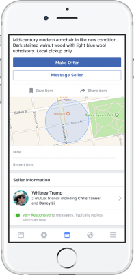 make offer facebook app