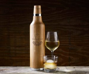 "A Chat With The Inventor of The Oak Bottle, ""The World's Fastest Aging Vessel"""