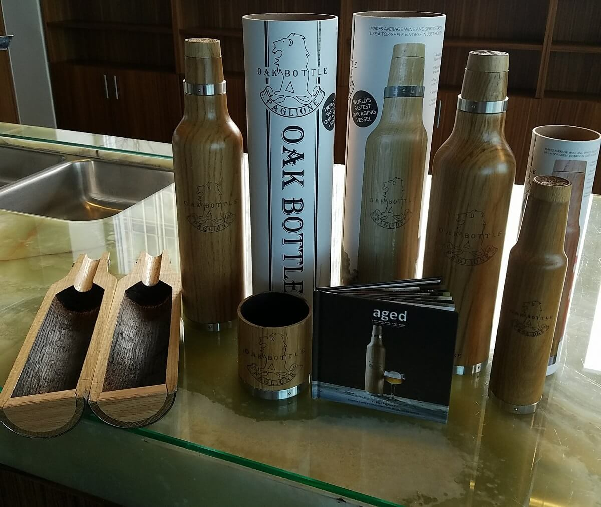 the Oak Bottle product line