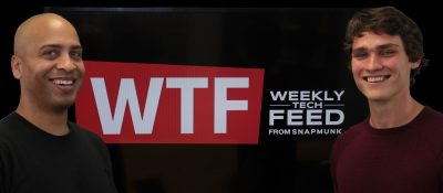 snapmunk wtf weekly tech feed