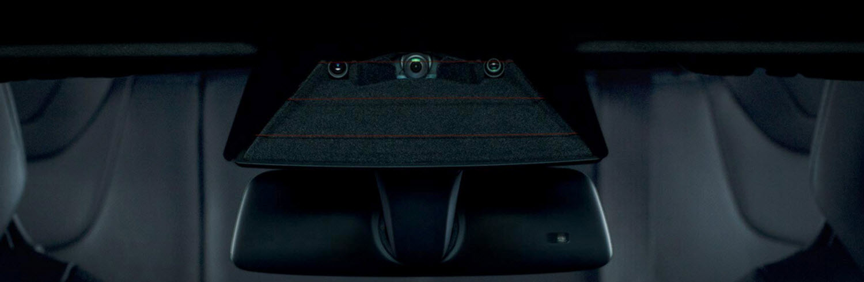 Tesla vision camera used on self-driving cars