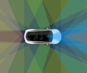 Tesla Will Now Build All Their Cars To Be Self-Driving Cars