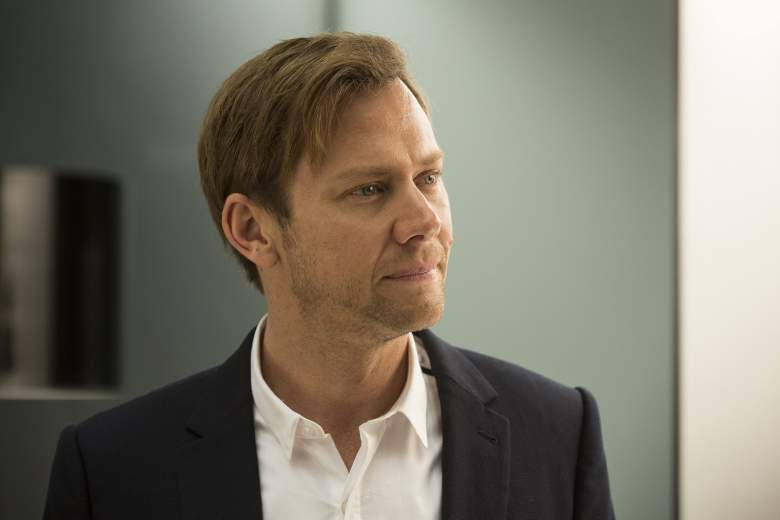 Billy from HBO's Westworld played by Jimmi Simpson