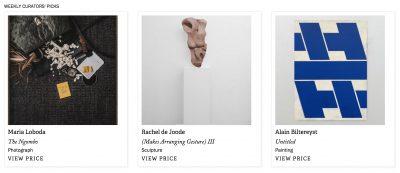 Contemporary Art for Sale Online Artspace