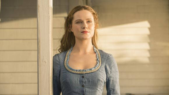 Dolores from HBO's Westworld played by Evan Rachel Wood