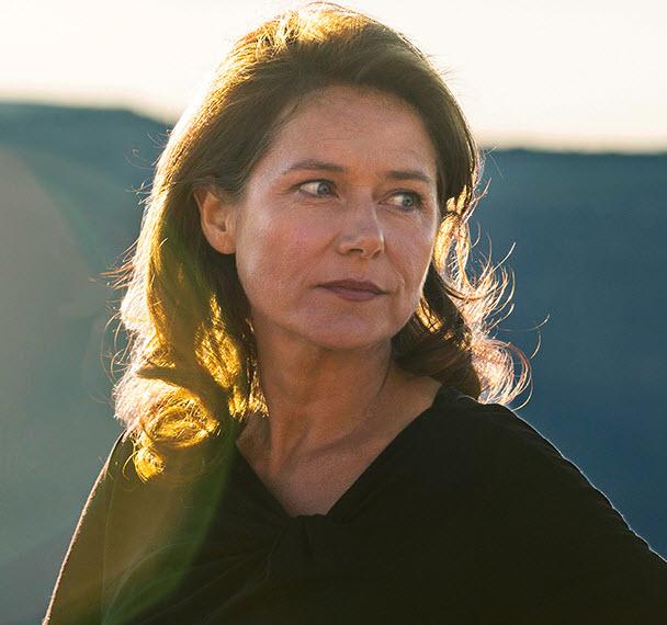 Sidse Babett Knudsen as Westworld's Theresa