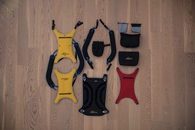 atlexa workout backpack