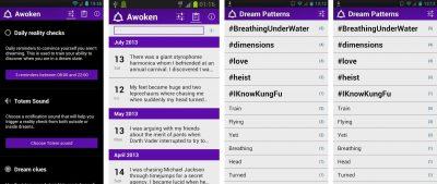 awoken lucid dream app