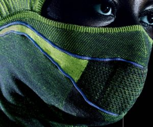 This Smart Balaclava Warms Oxygen To Prevent Chest Infections During Winter Exercise