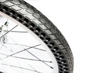 New Bike Tires That Don't Get Flat And Don't Need Air