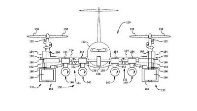 boeing helicopter plane patent